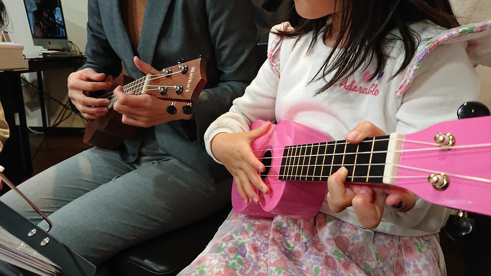 広島ウクレレ教室、広島ギター教室、広島英会話