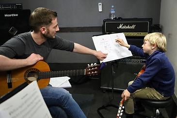 岡山ギター教室