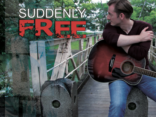 'Suddenly FREE' Fifth album release - Patrick Cleary. 5枚目のアルバム 発売!