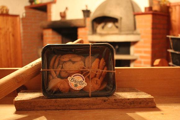 Biscotti segale e fondente (L'Arte del Biscotto)