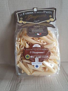 L'Elicopenna (La Fabbrica della Pasta di Gragnano)