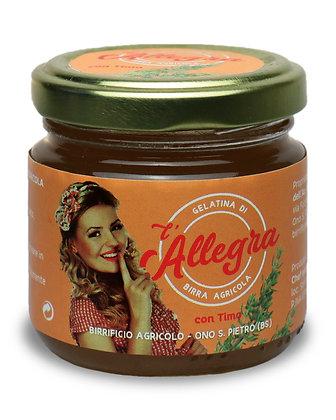 La Gelatina L'Allegra (Birrificio Agricolo La Martina)