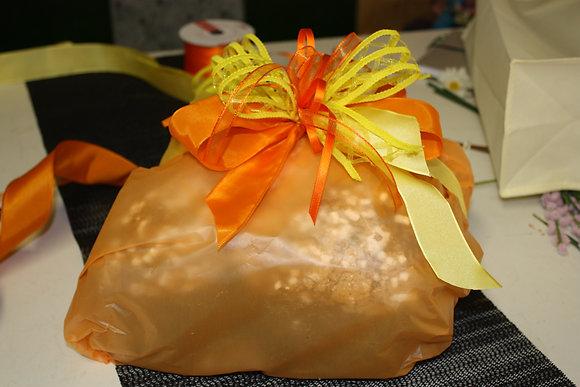 Colomba Artigianale con canditi d'arancia (Forneria F.lli Rigali)