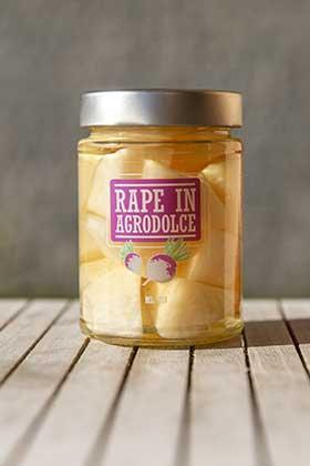 Rape in Agrodolce (Azienda Agricola Luna Piena)