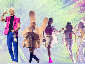 Review: Germany's 2021 Eurovision entry - Jendrick Sigwart's 'I Don't Feel Hate'