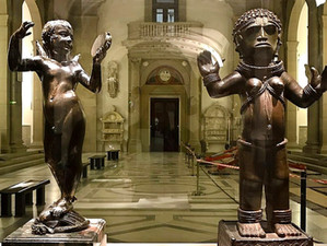 Germany carries torch of historic drive to return Benin Bronzes