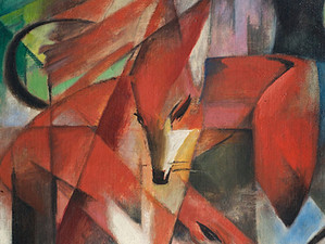 Franz Marc's cubist masterpiece to be returned to estate of Nazi-persecuted Jewish owner