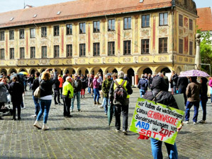 Report: Anti-lockdown protests in Germany - a clash between personal freedom and public safety