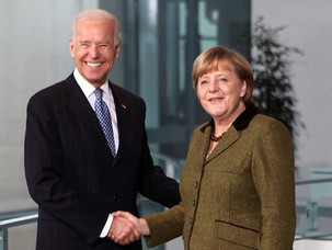 Weekly update: Germany welcomes President Biden