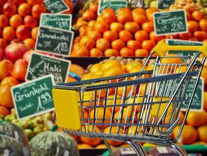 Weekly update: rise in sales of organic food