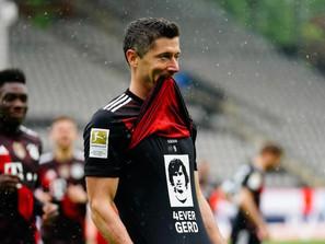Bundesliga GW33 – Lewand-goal-ski equals record, BVB lift DFB-Pokal