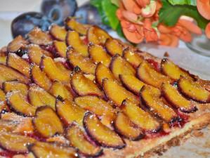 Recipe: Pflaumenkuchen