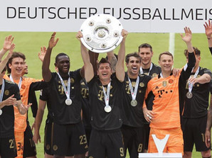 Bundesliga GW34 - Lewandowski breaks Müller record on final day, Werder relegated
