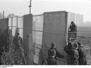Germany in the UK: The Secret Life of the Berlin Wall