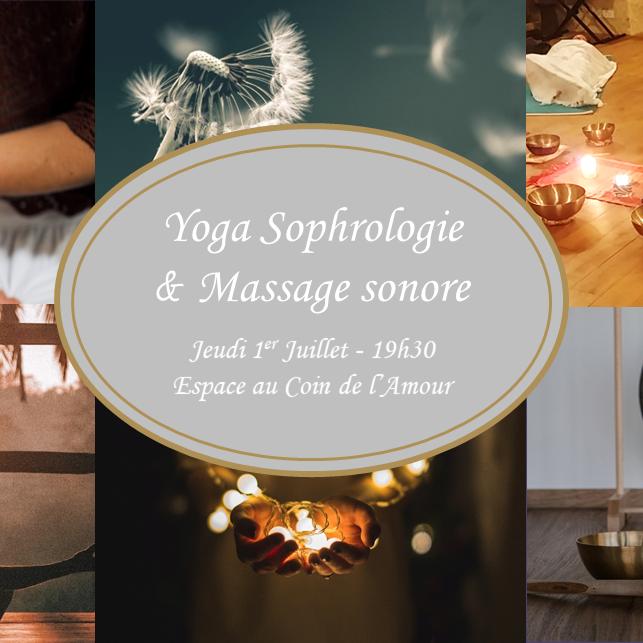 Sophro Yoga & Massage sonore