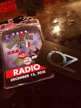 Dj Oz Productions Radio event with 96.7 KCAL