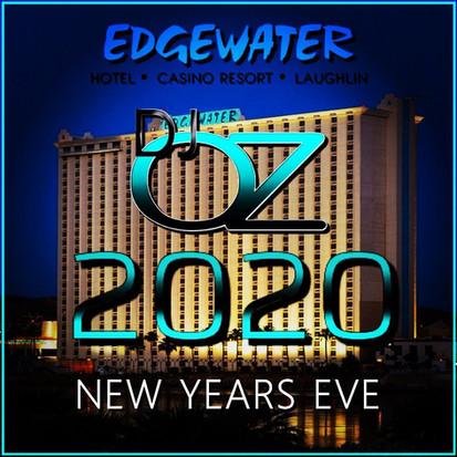 NYE at Edgewater Casino Resort, Laughin Nevada