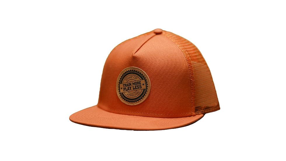 TMPL Seal Snapback (Orange)