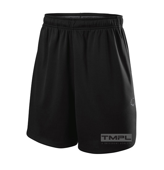 TMPL Evoshield Training Shorts 2.0 (Black)