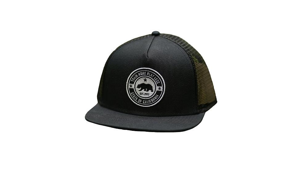 Official CALIFORNIA TMPL Seal Snapback