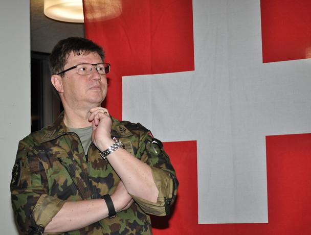 Mitgliederversammlung KOG St.Gallen mit Vorortswechsel und Referat von KKdt Aldo Schellenberg, Kdt L