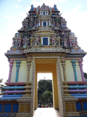 Hinduistická stavba