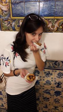 Pastis de Belem aneb lisabonský koláček, je opravdu výborný :)!!!