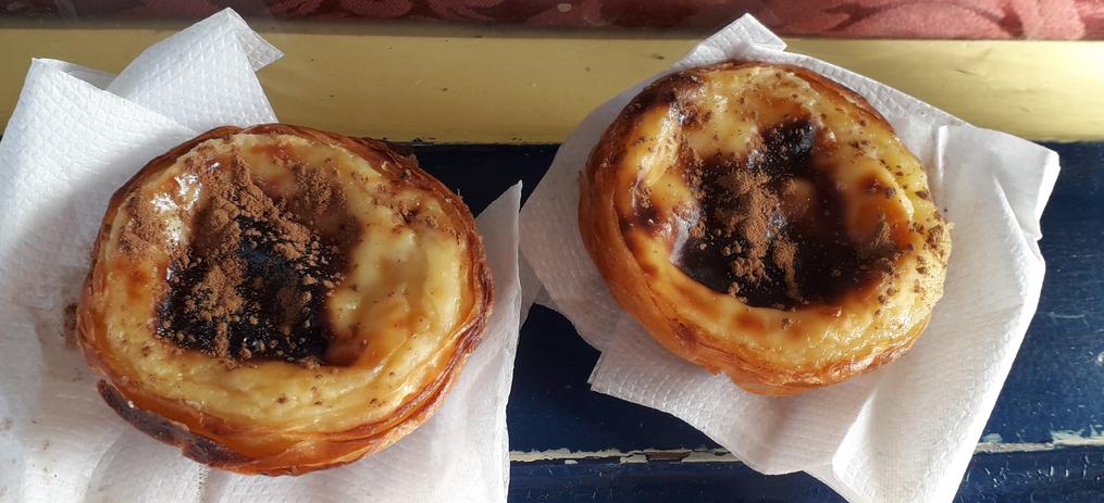 Belémské lisabonské koláčky