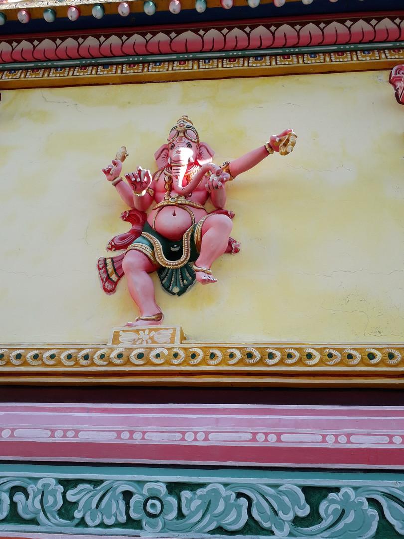 Hinduistický bůh Ganéša
