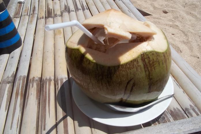 Thajská kokosová dobrota