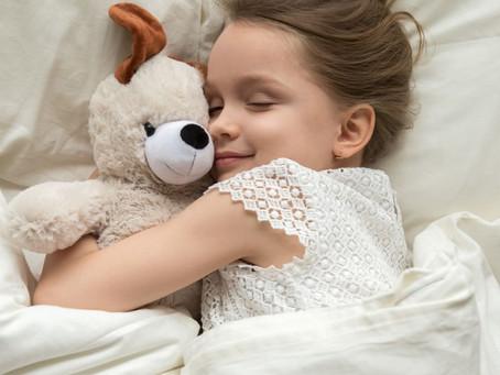 QUIZ: Czy moje dziecko śpi normalnie