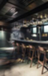 Le comptoir bulle, bar à cocktails, brasserie du moderne, nouveau bar à bulle.