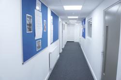 Bright Corridors