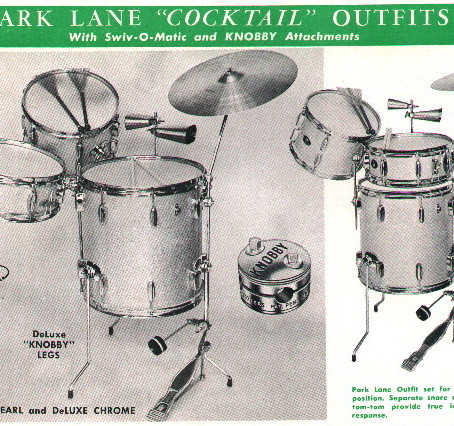 EP 80 - The History of Cocktail Drums with John Mettam