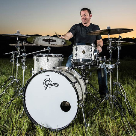 EP 12 - The Modern History of Online Drum Lessons with Mike Johnston