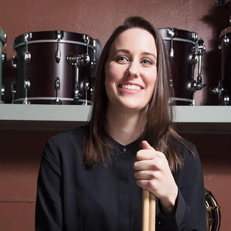 EP 23 - The Evolution of the Jazz Ride Pattern with Dr. Colleen Clark