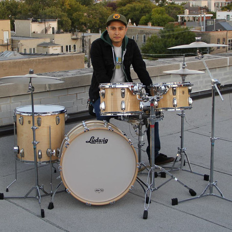 EP 44 - The History of The Ludwig Black Beauty with Uli Salazar