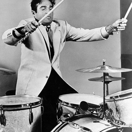 EP 7 - Gene Krupa: The Father of Modern Drumming with Brooks Tegler