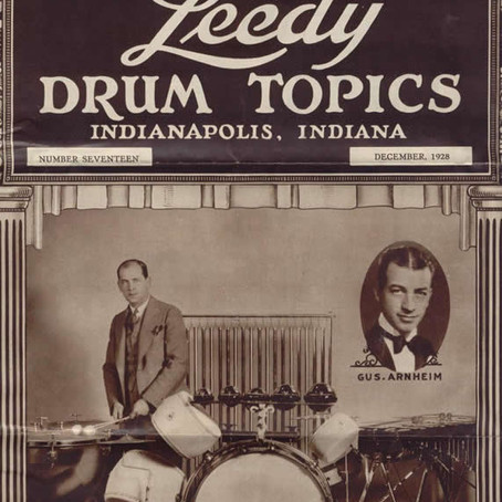 EP 108 - The History of Drum Endorsements with Rob Cook
