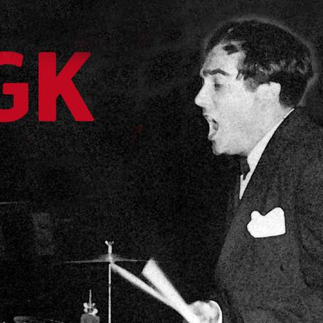 EP 84 - The Ultimate Gene Krupa Gear Guide with Brooks Tegler