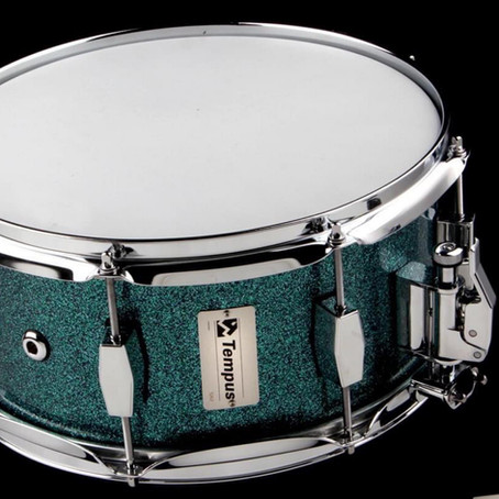 EP 109 - The Origins of Tempus Drums with Paul Mason
