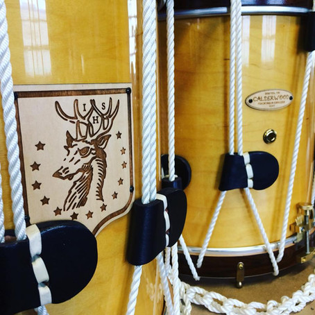 EP 97 - A Look at Rope Tension Drums with Bill Whitney