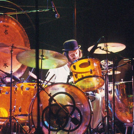 EP 96 - The History of Acrylic Drums with Jim DeRogatis
