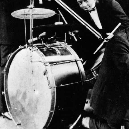 EP 90 - A Look at 1920's Drummers with Nicholas D. Ball