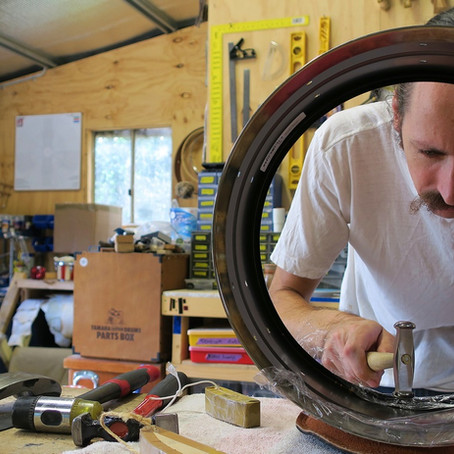 Copy of EP 31 - The Art of Restoring Vintage Drums with Steele Turkington
