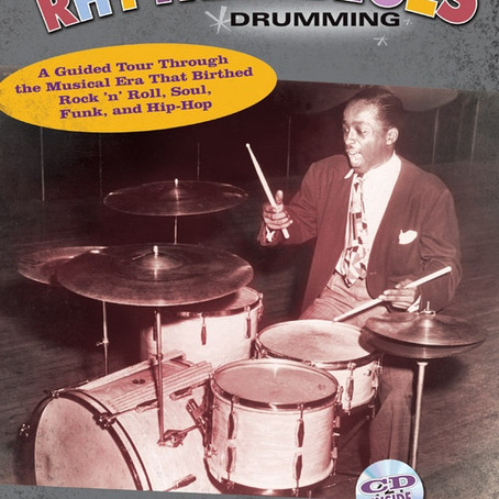 EP 20 - Early Rhythm and Blues Drumming with Daniel Glass