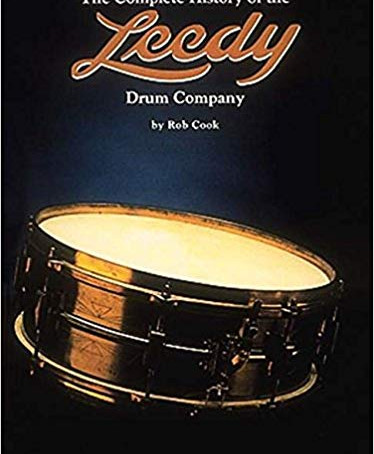 EP 6 - The History of Leedy Drums with Rob Cook