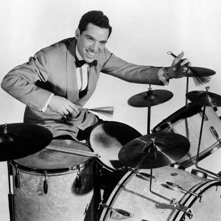 EP 21 - The Biography of Buddy Rich with Shawn Martin