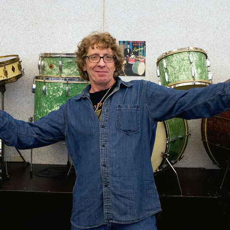 EP 13 - The History of Slingerland with Mark Cooper