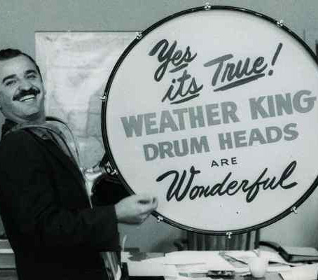 EP 26 - The History of Remo Drumheads with Herbie May